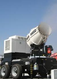 Industrial Dust Suppression System