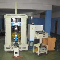 3 Point Bending Test Machine