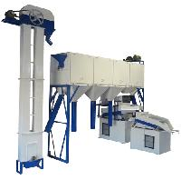 Dal Cleaning Machine