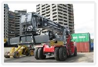 Container Freight Station Services