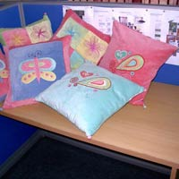 Embroidered Cushions For Children