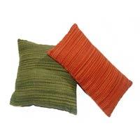 Cotton Yarn Dyed Cushions