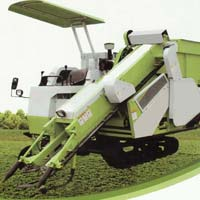 Half Feed Peanut Harvester Thresher