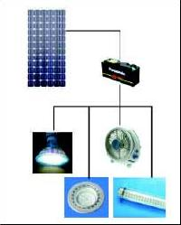 Solar Home-lighting System