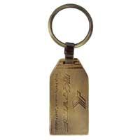 Brass Keychain (br52 Jk Tyre)
