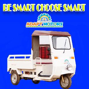 E-cart Commercial Vehicle.