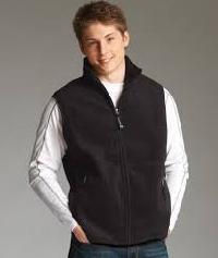 Mens Fleece Vest