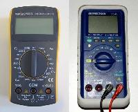 Electronic Digital Multi Meters