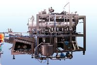 Continuous Butter Making Machine