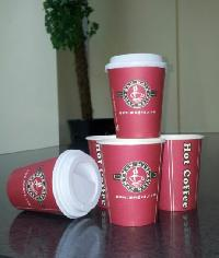 Hot Paper Cup Heavy Duty