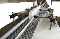 Double Side Bottle Chain Conveyor