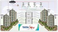 Tata Sky Multi Tv Connection Set Top Box