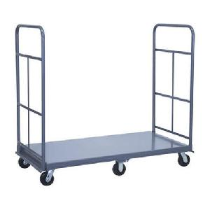 Mild Steel Double Handle Trolley