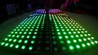 led bulb dance floor lights