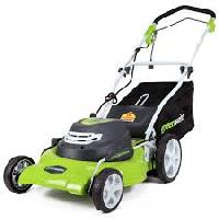Corded Electric Lawn Mower Motor
