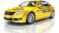 cab booking services