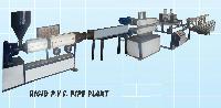Rigid PVC Pipe Making Plant