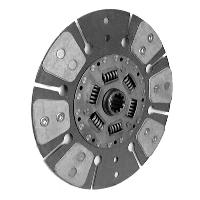 Tractor Clutch Plate