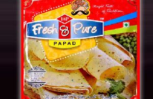Moong Sada Papad