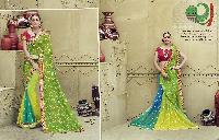 Bandhej Designer Sarees 3210