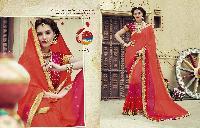 Bandhej Designer Sarees 3211