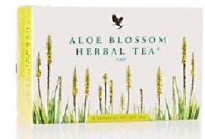 Aloe Vera And Blossom Herbal Tea