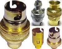 Brass Lamp Holders
