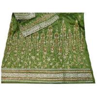 Embroidery Job Work For Nylon Saree