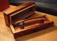 Wood Chip Knives