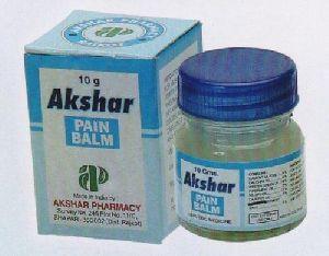 Akshar Pain Balm