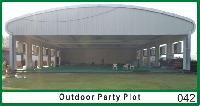 Out Door Party Plot Cooler