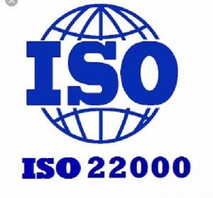 Iso 22000:2005 Support Service