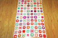 Cotton Blanket Crochet Baby Blanket