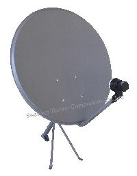 STC 60 cm dish antenna