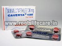 Caverta 100 mg Ranbaxy