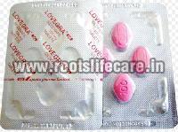 Lovegra 100 mg Tablets