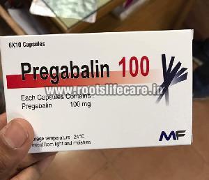 Pregabalin 100mg (Lyrica 100)