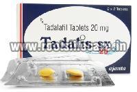 Tadalis (Ajanta Pharma) Tadalafil Tablets