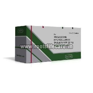 Trazodone tablets 50mg