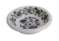 Marble Inlay Decorative Bowls