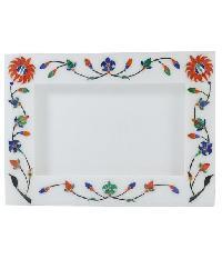 Marble Inlay Photo Frames