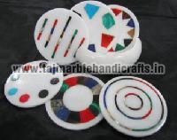 Stone Tea Coasters