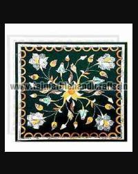 Marble Inlay Wall Panels