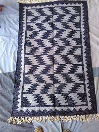 Desiner cotton dhurries or rugs carpet
