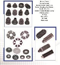 Automotive Rubber & Plastic Components