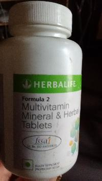 Multivitamin Mineral & Herbal  Tablets