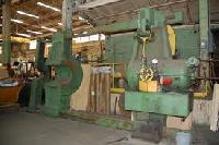 Wheel press machine