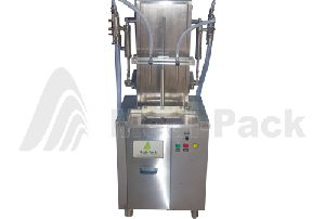 Semi Automatic Volumetic Liquid Filling Machine
