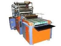 Bottom Sealing Cutting Machine With Conveyor