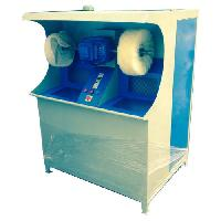 Polishing Machine with Dust Cooler